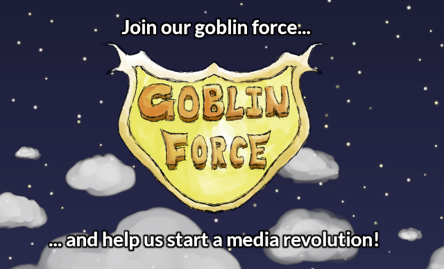 goblin force badge for campaign