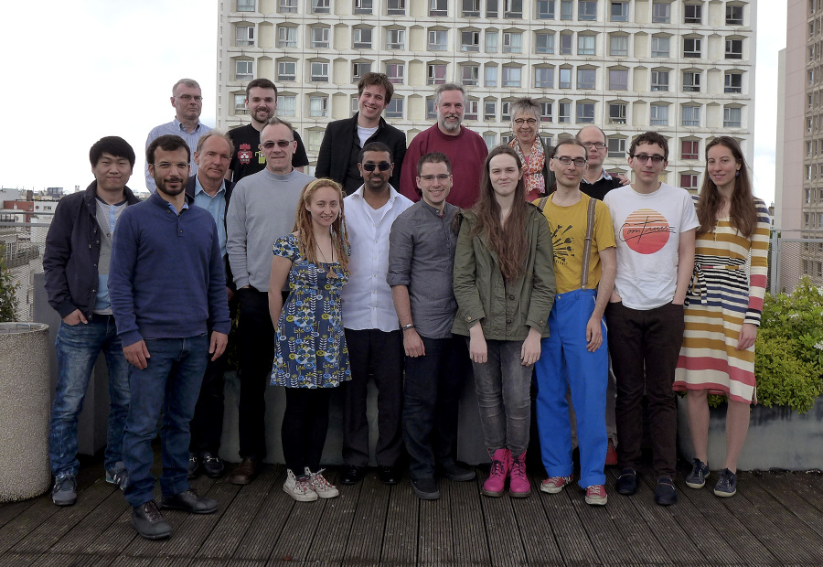 W3C Social WG, second GMG represented meeting