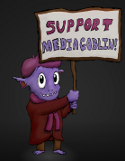 Support MediaGoblin!